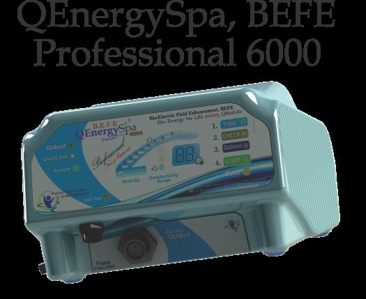 QEnergySpa, BEFE Pro 6000
